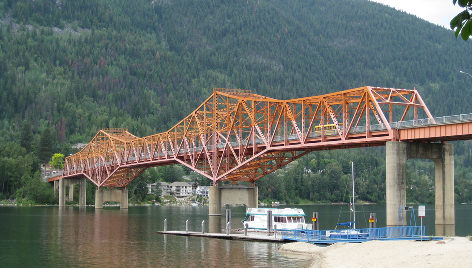 BIG ORANGE BRIDGE