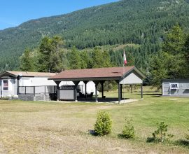 2138 GLADE RD- GLADE BC